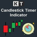 candle timer indicator logo